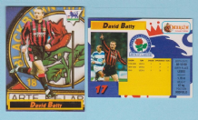 Blackburn Rovers David Batty England 17